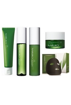 Tea Tree Set Free 1x Tea Tree Clay Mask & Cleanser In 1 20g