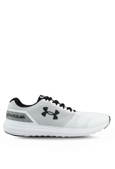 Under Armour white UA Surge Shoes 7EBE9SHD386C4DGS 1 1d59929467