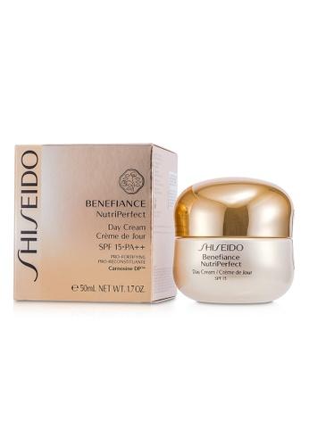 Shiseido SHISEIDO - Benefiance NutriPerfect Day Cream SPF15 50ml/1.7oz 47EBEBEDA63145GS_1