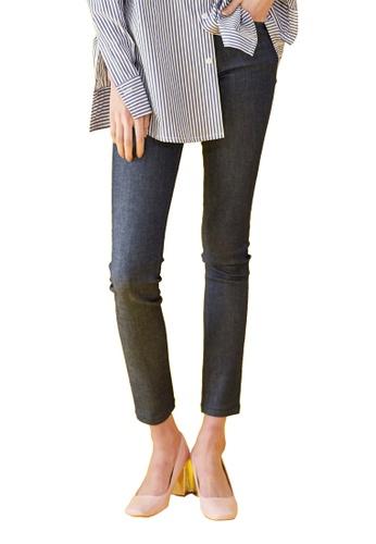 Bonnie&Blanche blue Mixed Skinny Jeans BO457AA0GII9SG_1