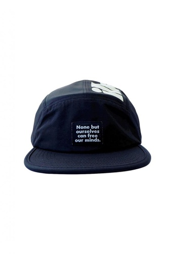 Illest black 5 Panel None But Ourselves Cap 3F5AAACF8A2C58GS_1