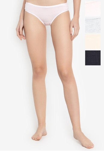 Kimberly multi Brianna 5in1 Panty Bikini 02411USE133E53GS_1