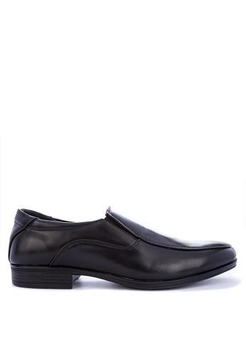 Itti black Formal Shoes 35C1DSH00F2344GS_1