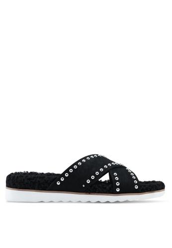 Call It Spring black Wigowiel Sandals CD0E2SH7BB1739GS_1