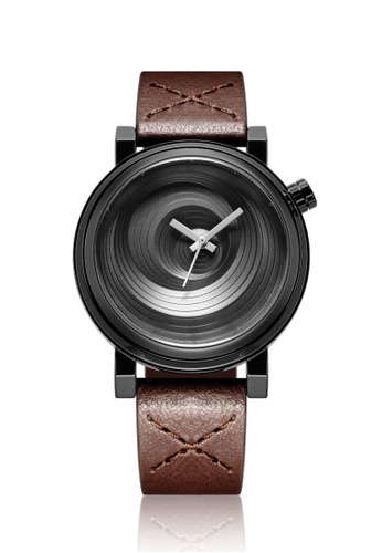 Assassin's Time brown Assassin's Time TORNADO Brown Leather 2B973ACA70D393GS_1