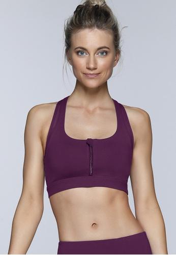 Lorna Jane purple Embrace Sports Bra 3A7BDAA9D52D6BGS_1