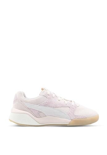 PUMA pink Sportstyle Prime Aeon Rewind Sneakers 1271FSHB938AFDGS_1