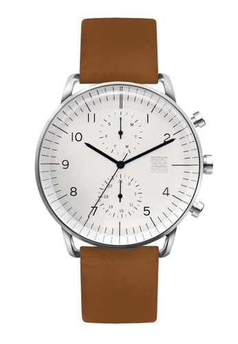 Zoom brown Casual Men's Watches ZM 7148M.2501 979C8AC0E8BA74GS_1