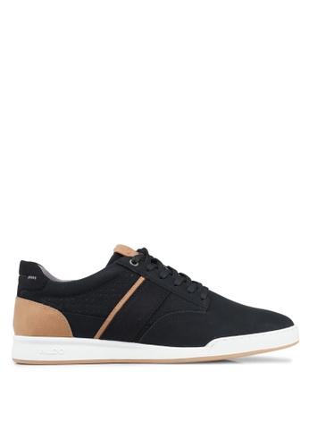 ALDO black Mireralla Sneakers 5A8DASH59AF29BGS_1
