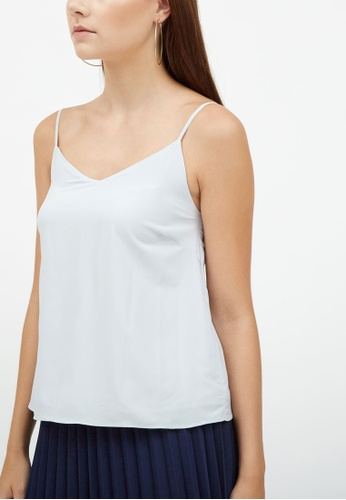 bfd5a06838b77 Buy QLOTHE Mayer Soft Cami Top Online on ZALORA Singapore