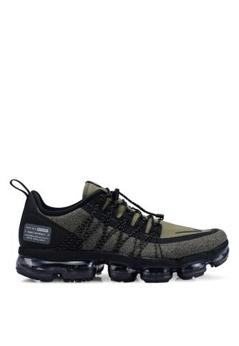 Nike green Nike Air Vapormax Run Utility Shoes 64119SH722D48EGS_1