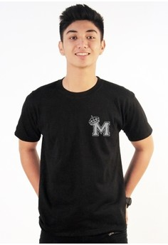 King's Initial M Tee