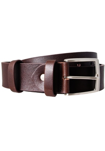 72 SMALLDIVE brown 72 Smalldive 40 mm Bridle Leather Belt in Brown B6594AC0274C6EGS_1