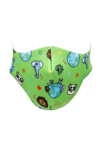 LC Waikiki multi 8-14 Age Boy Filtered Fabric Face Mask 86533ES8AB2D00GS_1