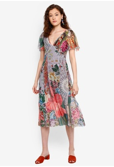 74b19b597 Desigual Vest Daria Dress RM 479.00. Sizes S M XL
