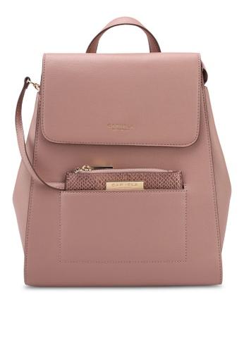 Carvela KG pink Slinky Backpack with Pocket FA9BFAC5DA6250GS_1