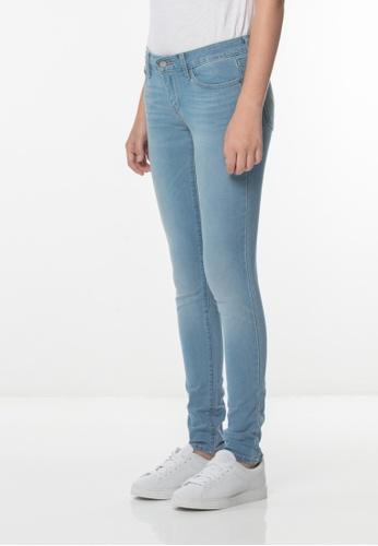 Levi's blue Levi's® 711 Skinny Jeans C4280AAB664C1AGS_1