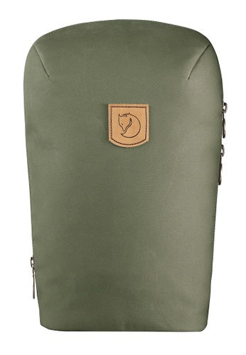 Fjallraven Kanken green Green Kiruna Backpack ED60BACB70CBE7GS_1
