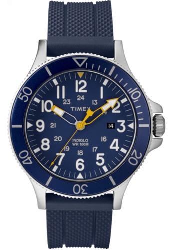 TIMEX navy Timex Allied Coastline 43mm TW2R607 E3E9FAC164A50EGS_1