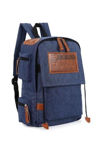 Lucky JX blue Male Rucksack Sports Bag F65ABAC0B5230EGS_1