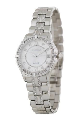 BONIA silver Bonia BP10394-2353S - Jam Tangan Wanita - Silver D9204AC6DEBAEBGS_1