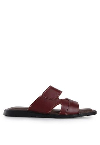 MARC & STUART Shoes red Sandal Alexi MA456SH43BCYID_1