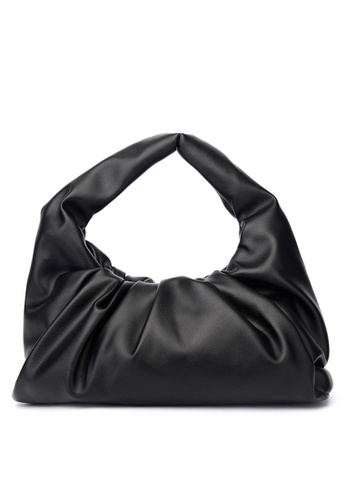 Milliot & Co. black Charlotte Shoulder Bag CFC1EAC00711C7GS_1