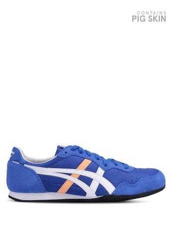 Onitsuka Tiger blue Serrano Shoes 33B7ASHB26D1D6GS_1