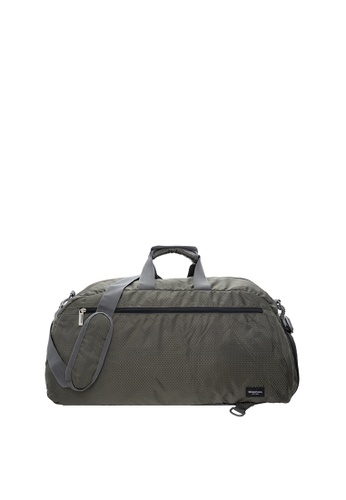 SEMBONIA green SEMBONIA Nylon Duffel Bag (Green) D6CC8AC90CDC76GS_1