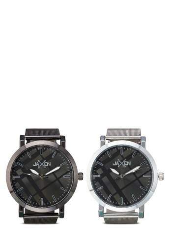 Brent 圓框情侶對裱, 錶類, 不銹鋼錶esprit 品牌帶