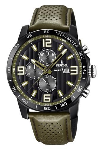 Festina green Casual Men's Watches FES F20339/2 9BDF9ACF6D88F9GS_1