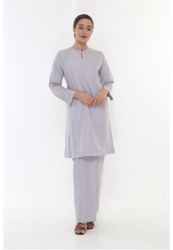 Amar Amran silver Baju Kurung Pahang Qirana B5AAEAAAB1C861GS_1
