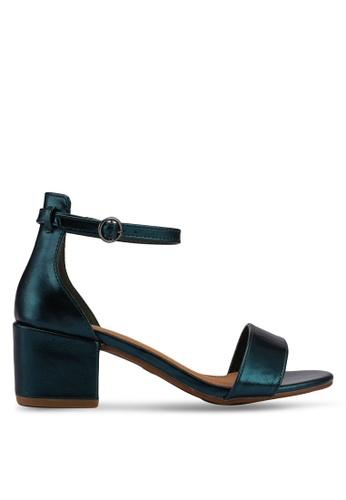 Rubi green Ivy Low Block Heels FF6EBSHD67A954GS_1