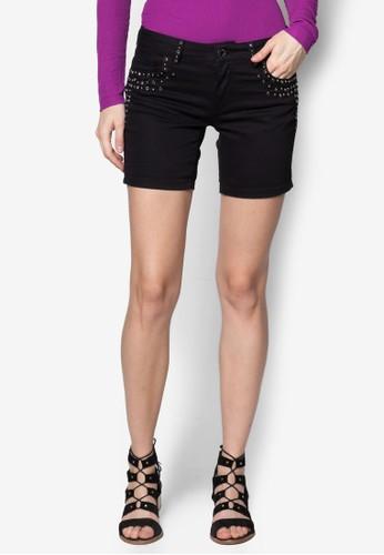 Fshesprit chinaou 閃飾休閒短褲, 服飾, 服飾