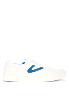 Tretorn white Nylite Shoes 8FA61SH0CB8242GS_1
