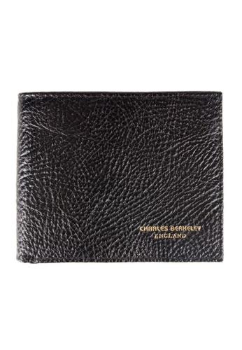 Charles Berkeley black Charles Berkeley Bi-Fold Men's Wallet -XY1845-1 BE900ACB4B8856GS_1