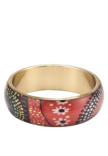 Ancha Lluka 印花手環、 飾品配件、 飾品配件DesigualAnchaLluka印花手環最新折價