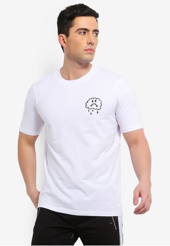 Cotton On white Street T-Shirt C5BC9AABA36D0FGS_1