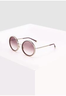 05fbd5d528a Elitrend Unisex Half Frame Designer Glasses in Leopard Brown S  14.90 ·  Dolce   Gabbana DG2211 Sunglasses D9F3FGLD82FC59GS 1