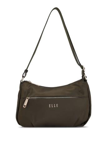 ELLE green Adah Sling Bag 1F406AC5B42227GS_1