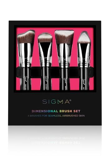 Sigma Beauty black Dimensional Brush Set 06DF7BE0C3C25BGS_1