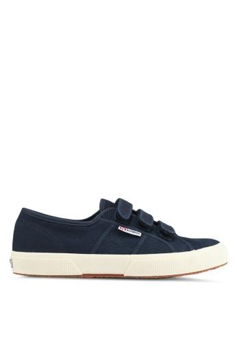 Superga navy Cot3Strapu Sneakers 29A35SHD3E613EGS_1
