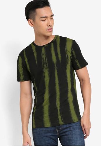 Fidelio green Special Dye Tee FI826AA08NTNMY_1