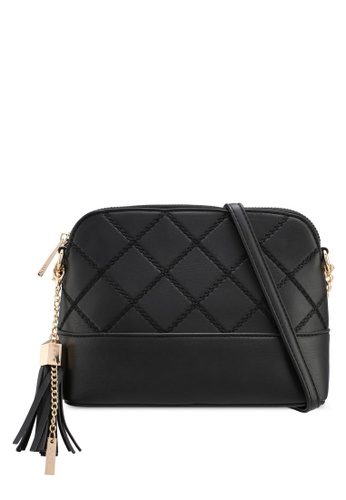 ALDO black Cowdrey Sling Bag 88CEFACF140ACEGS_1
