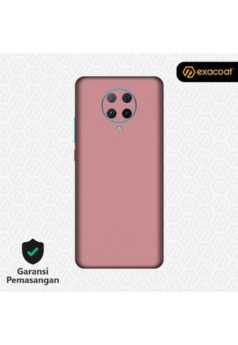 Exacoat Poco F2 Pro 3M Skins Blush Pink - Cut Only C7F74ES2632E8DGS_1