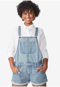 b45b863129c Cotton On blue The Classic Overall 2CA39AA0D3C38FGS 1
