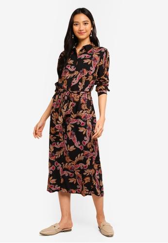 1ed8d7a74cd Paisley Shirt Dress