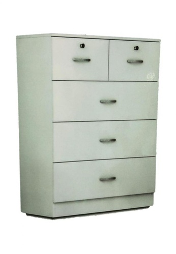Choice Furniture white Choice Furniture - Chimalis Chest of Drawers A7B5DHL0FD8DACGS_1
