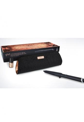 ghd black ghd Curve® Wand Premium Gift Set Exclusive GH846BE23IRKHK_1