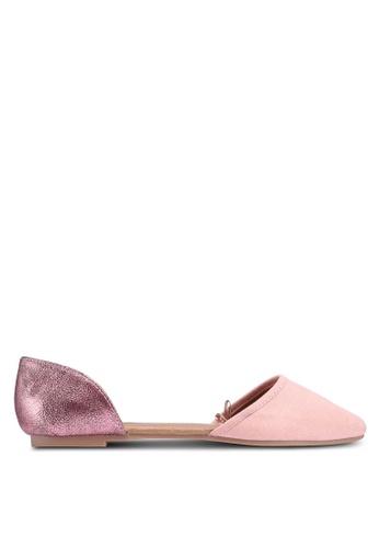 Rubi 粉紅色 San Flats 9B0E2SHEA4AEFBGS_1